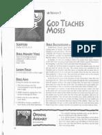 AJourney God Teaches Moses s5