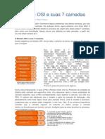 Modelo OSI e suas camadas de aplicação
