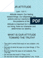 Pp Attitude