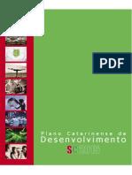 Plano Catarinense de Desenvolvimento - SC2015