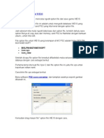 Tips Edit Option File WE10