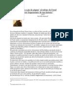 Una Nota a Pie de Pagina Sobre Dora (Deucht)