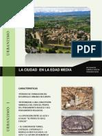 3.- La Ciudad en La Edad Media