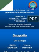 Geografia Economica Diapositivas Cap I