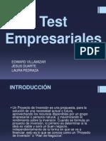 Test Empresariales
