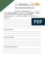 Acompañamiento y Sistematización del regreso a clase 2013-2014
