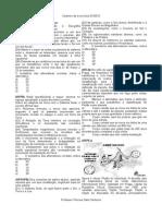 Exercícios de orientação geográfica, coordenadas geográficas e ponto antípoda