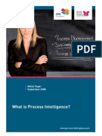 What is Process Intelligence