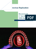 Retrovirus Replication by bhuvanesh kalal