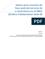 Manual Usuario Correo Electronico Zimbra v1.3