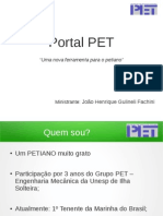 Palestra Portal Pet 2013 Sudestpet