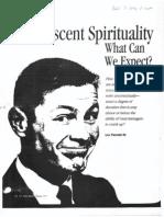 Winkle_Adolescent Spirituality_Les Parrott III_pp. 32-40 [Nov2697]