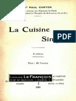 Carton Cuisine Simple