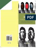 Cover for Sumergido, Book about Alternative Cuban Films. Texts by Dean Luis Reyes and Antonio Garcia Borrero.