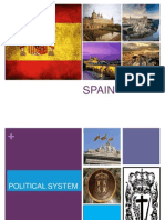 Spanish Political System