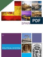 Spanish Political System