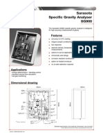 SG900 Specific Gravity