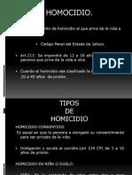 Homocidio Ilustrado