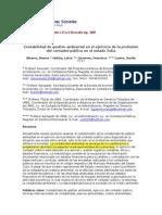 Contabilidad de gestión ambiental en el ejercicio de la profesión del contador público en el estado Zulia