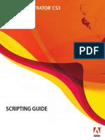 Illustrator CS3 Scripting Guide