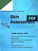 05 Skin Assessment