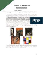 Tema 1 Introduccion a La Historia Del Arte