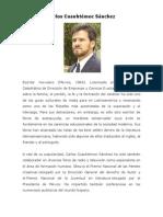Carlos Cuauhtémoc Sánchez