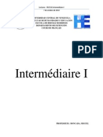 Lectures Intermediaire I