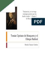 Unidad 4 Tomás Cipriano de Mosquera y el Olimpo Radical - Natalia Tamayo Gaviria