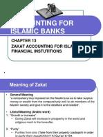 Chapter 13 Zakat