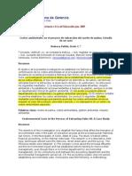 Costos ambientales en el proceso de extracción del aceite de palma. Estudio de un caso