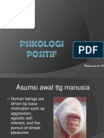 Psikologi Positif