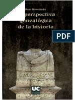 54455807 Oscar Moro Abadia La Perspectiva Genealogica de La Historia