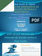 Servicios de Banda Ancha q Ofrece Cnt (1)