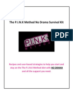 Pink Method No Drama Survival Kit PDF