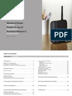 Manual Del Router