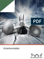 Anemometer Catalog
