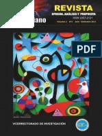 Revista Big Bang Faustiniano Vol. II. N°3