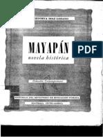 Mayapán - Novela Histórica (1950)