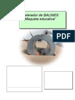 Acelerador de Balines