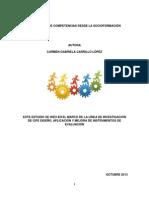 EVALUACIÓN DE COMPETENCIAS DESDE LA SOCIOFORMACIÓN
