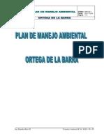 Plan de Manejo Ambiental Ortega de La Barra2