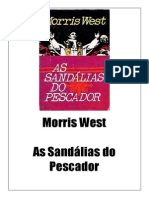 46187746 as Sandalias Do Pescador Morris West