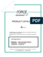FORCE 12 Catalogue