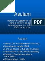 Asulam
