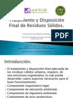 004_Tratamiento y Disposición Final de Residuos Sólidos