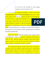 Hon Sec of Labor vs Panay