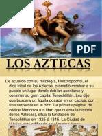 Aztecas Aztec Ppt