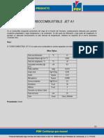 PDV Turbocombustible Jet A1