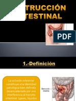 Osbtruccion Intestinal 122
